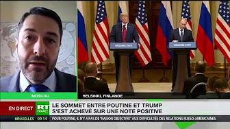Sommet Trump-Poutine : le décryptage de Xavier Moreau