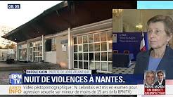 Nantes : nouvelle nuit de violences