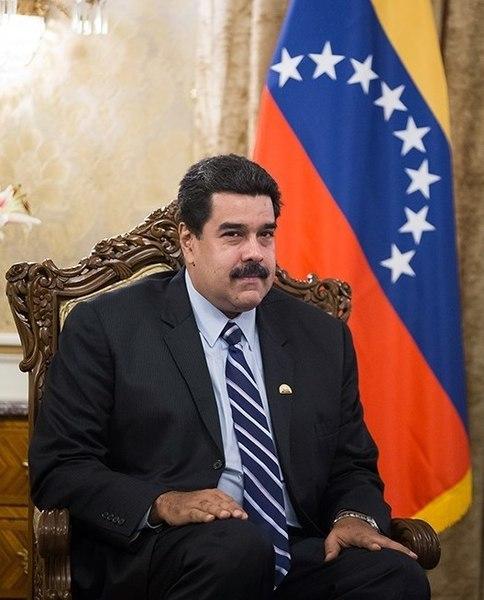 """Nicolas Maduro à propos de la victoire de l'équipe de France : """"En vrai, c'est l'Afrique qui a gagné"""""""