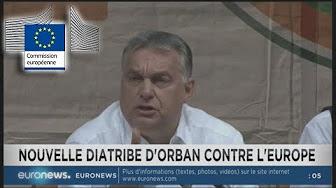 """Viktor Orban accuse la Commission européenne de promouvoir le socialisme et se réjouit """"que ses jours soient comptés"""""""