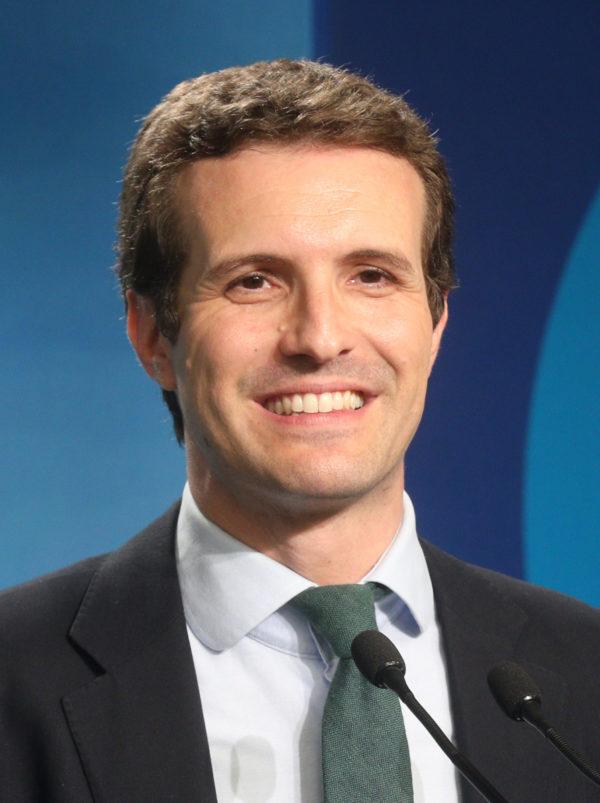 Pablo Casado, nouveau visage de la droite espagnole