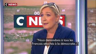 Argent du Rassemblement national : l'appel à l'aide de Marine Le Pen