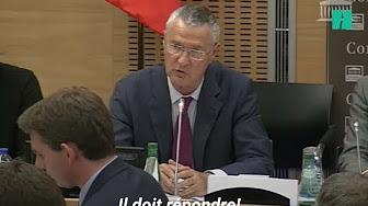"""""""Quels sont les avantages de Benalla ?"""" Patrick Strzoda ne répond pas, les députés s'énervent"""