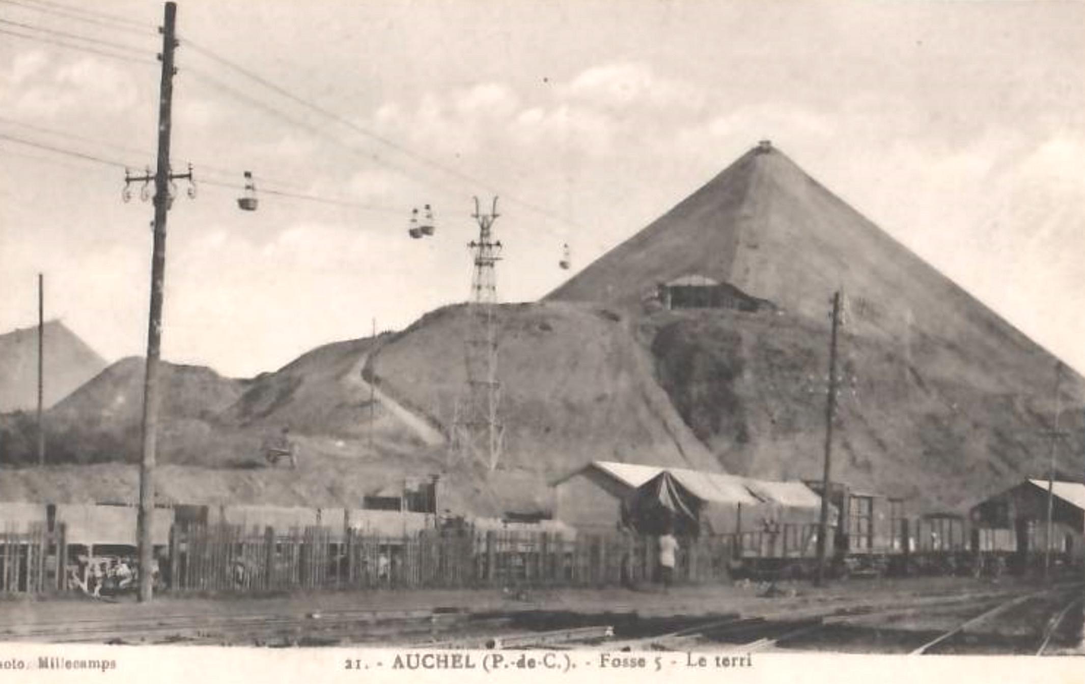 Mines : un patrimoine en danger