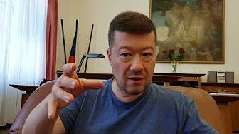 """Okamura, leader d'opposition tchèque : """"Accepter les migrants ou défaire l'UE"""""""