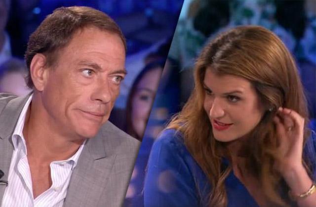 ONPC : Jean-Claude Van Damme VS Marlène Schiappa