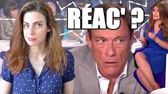 """""""Polémique"""" entre Van Damme et Schiappa à ONPC : le décryptage de Virginie Vota"""