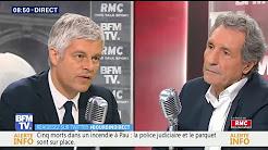 """Laurent Wauquiez : """"Oui, la France et l'Europe accueillent trop de migrants"""""""