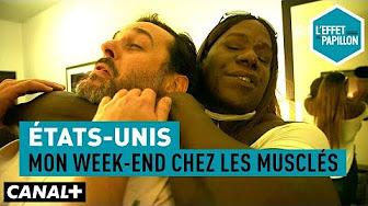 États-Unis : mon week-end chez les musclés