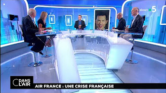 Air France : une crise française