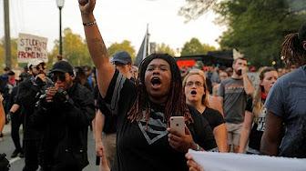 Des antifascistes paranoïaques font leur show à Charlottesville