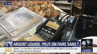 Les Français paient de moins en moins en liquide par rapport à la plupart des Européens