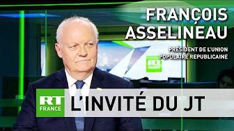 François Asselineau : « Un président de la République digne de ce nom est là pour protéger les Français » (VIDÉO)