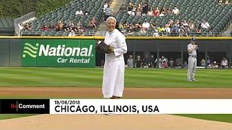 Baseball : la nonne au lancer parfait
