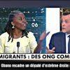 Immigrationnisme : Nicolas Bay VS Danièle Obono