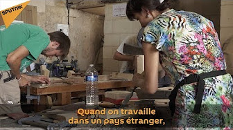 Bénévoles russes et français : restaurateurs de patrimoine