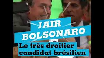 Jair Bolsonaro : portrait orienté du (futur Trump ?) brésilien