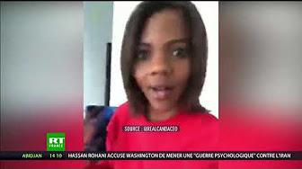 Tweets racistes : Une activiste américaine conservatrice a fait le test