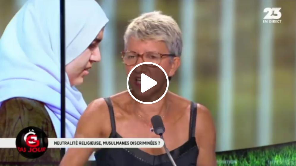 Sur RMC, Zohra Bitan compare les femmes voilées à des esclaves membres d'une secte