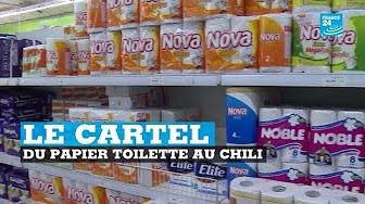 Au Chili, le cartel du papier toilette doit rembourser les clients