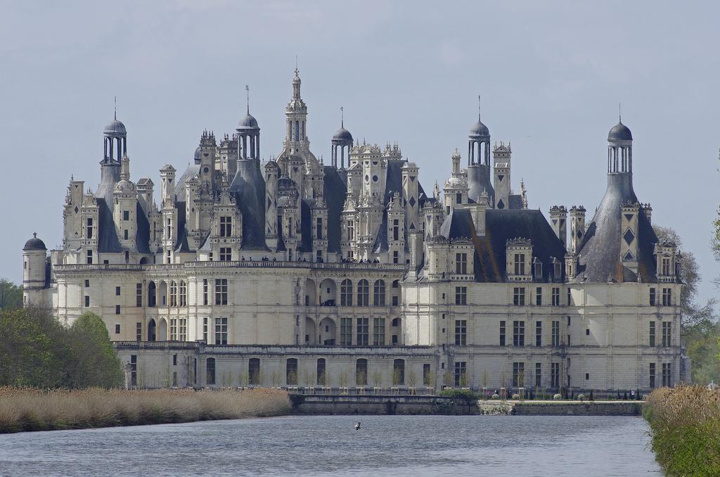 Visite du château de Chambord et de son parc (VIDÉO)