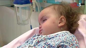 Témoignage : Cette mère se bat pour sauver sa fille atteinte d'une maladie rare