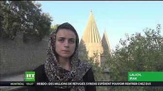 """Une ancienne esclave yézidie aurait fui l'Allemagne après y avoir revu son bourreau islamiste devenu """"réfugié"""""""