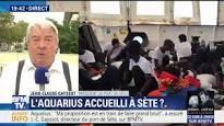 Aquarius : le port de Sète (que dirige le communiste Jean-Claude Gayssot) prête à accueillir les clandestins