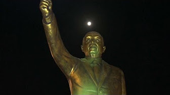 Une statue dorée d'Erdogan érigée en Allemagne…