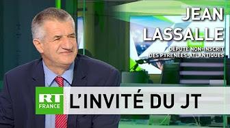 Pour Jean Lassalle, Emmanuel Macron gère les crises avec « amateurisme »