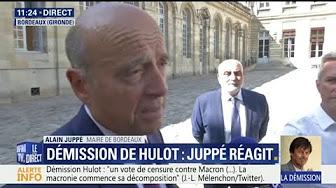 Pour remplacer Hulot, les merdias nous ressortent… Juppé !