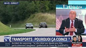 Routes, gares, aéroports… Les infrastructures françaises se dégradent sérieusement