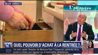 Quel pouvoir d'achat pour les Français à la rentrée ?