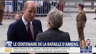 Emmanuel Macron, grand absent du centenaire de la bataille d'Amiens