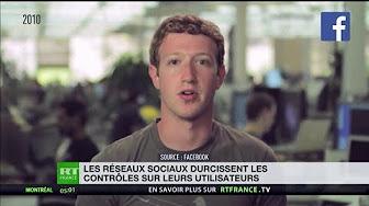 Les réseaux sociaux contre la liberté d'expression