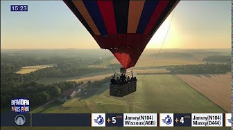 Petit tour en montgolfière au-dessus d'une Île-de-France pleine de surprises