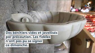 Notre-Dame-de-Paris : des boules puantes dans les bénitiers
