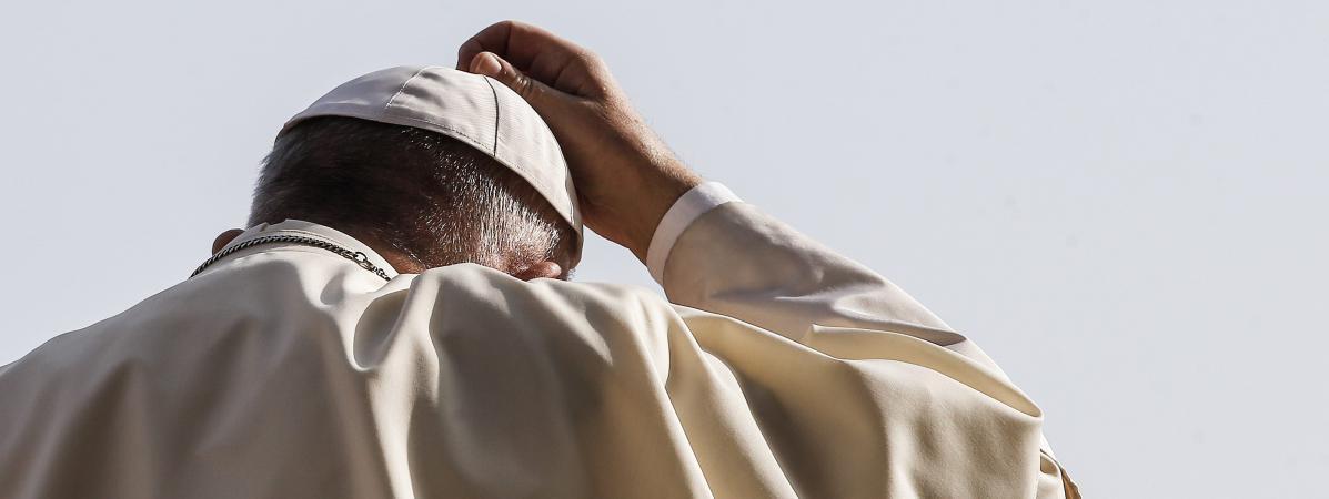 Pape François : qu'il renonce et qu'il parte