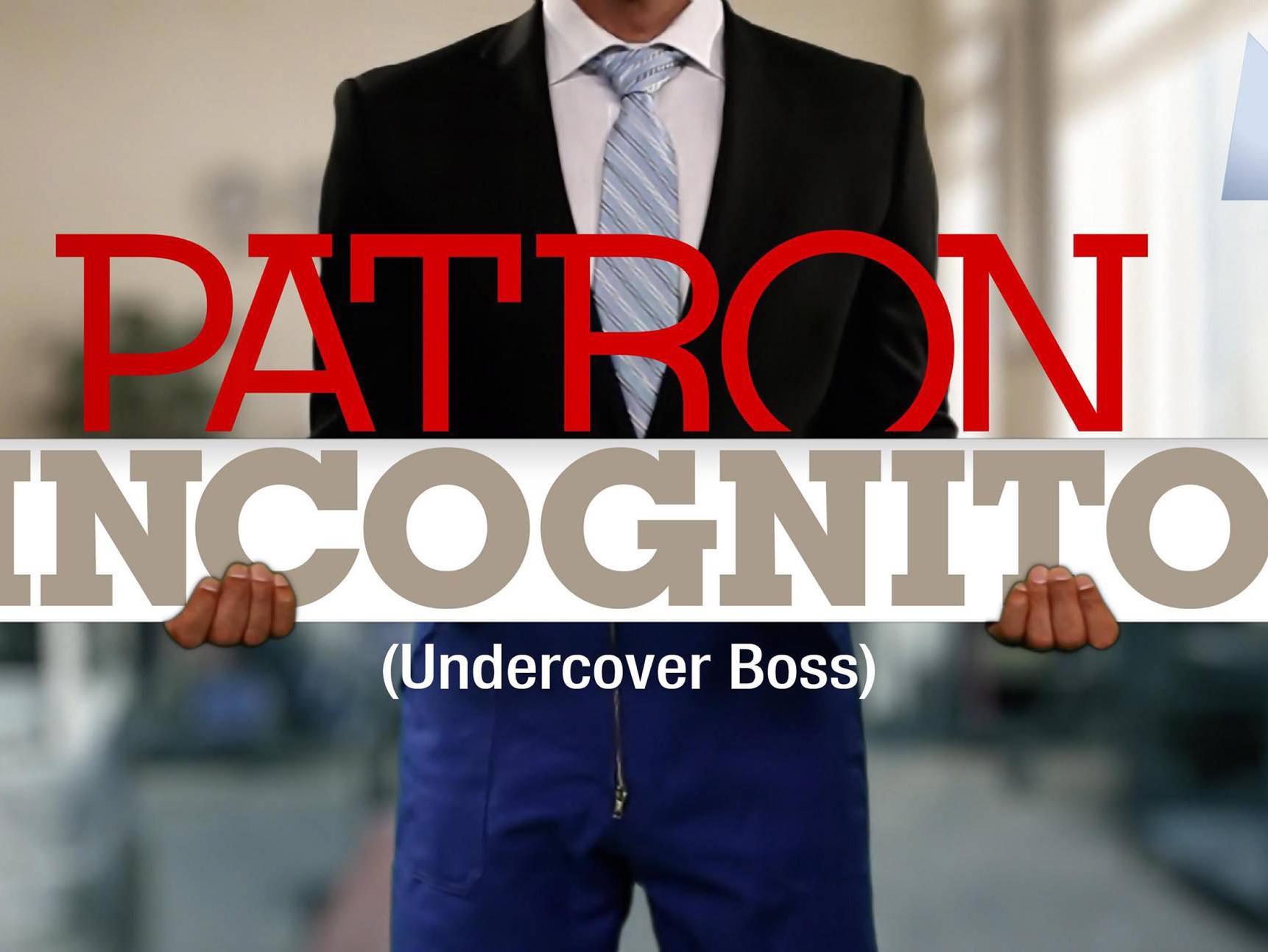 Patron Incognito : Christian Amiard (Cash Converters)