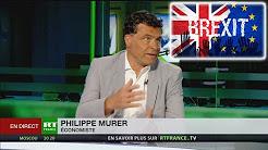 L'économiste Philippe Murer salue les hausses de salaire en Angleterre dues à la baisse de l'immigration