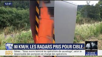 Déjà 600 radars mis hors service depuis le soulèvement des gilets jaunes