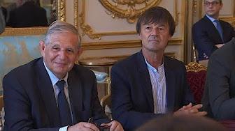 La réunion des chasseurs a eu un impact décisif sur la démission de Nicolas Hulot