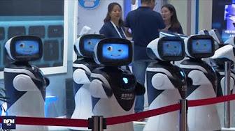 Pourquoi l'influence des robots sur les enfants inquiète
