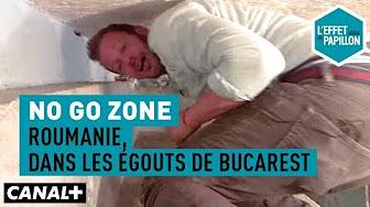 No Go Zone : Roumanie, dans les égouts de Bucarest