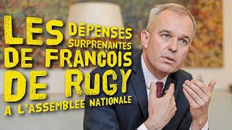 Les dépenses de François de Rugy font jaser à l'assemblée nationale