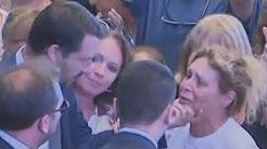 Italie : Matteo Salvini chaleureusement accueilli lors de l'hommage aux victimes de Gênes