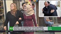 L'économie syrienne se redresse malgré les difficultés… Merci Poutine !