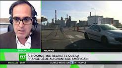 Total en Iran : « Il est tout à fait regrettable de voir la France céder au chantage américain »