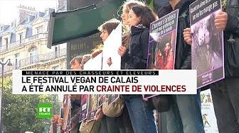 La mairie de Calais annule le festival vegan invoquant des risques de violences