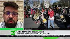 """Violences dans un centre de clandestins en Belgique : """"combiner clandestins et SDF pose problème"""""""